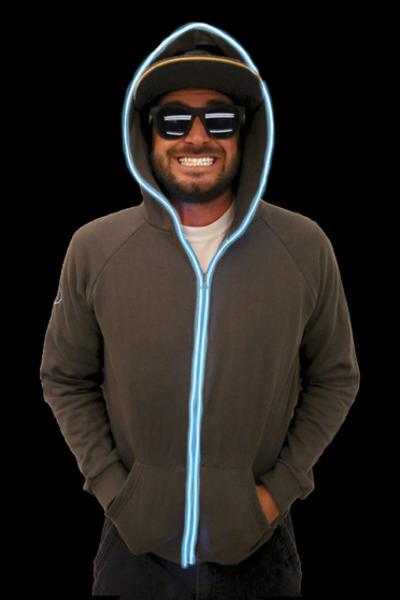 Hybrid Hoodie – ElectricMVMT Store